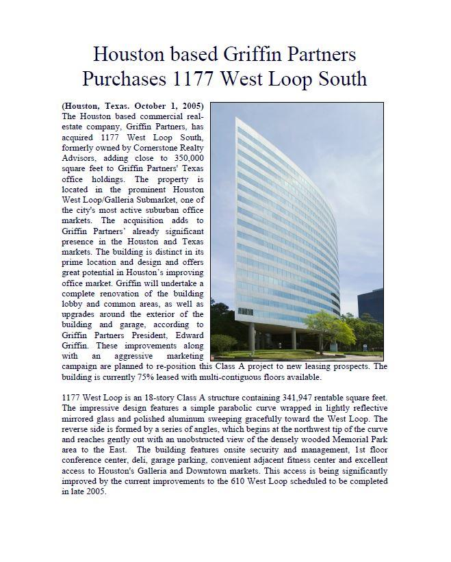 1177 West Loop South