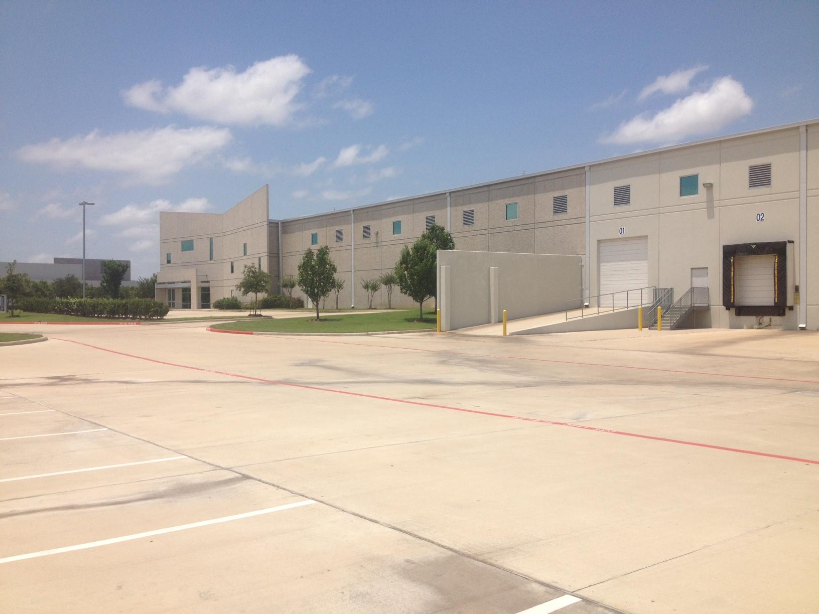 Commerce Center Houston Docks Industrial CRE