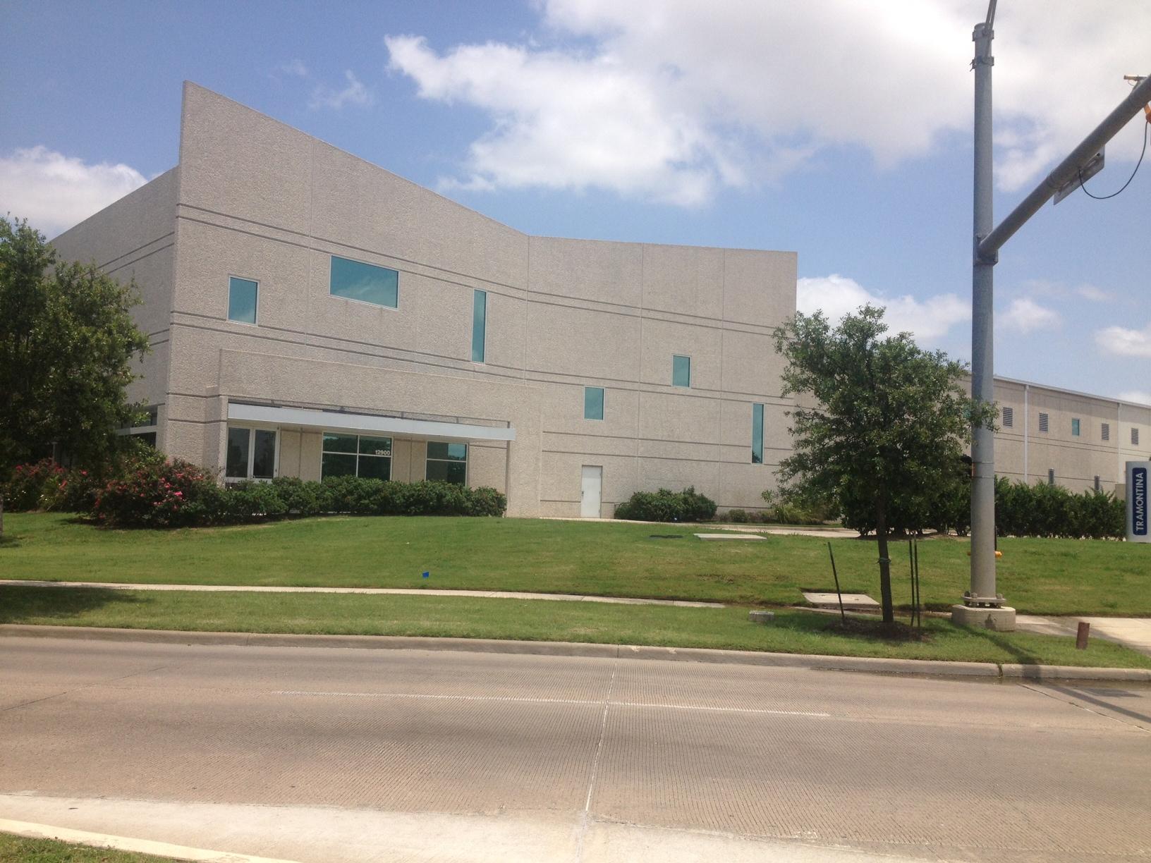 Commerce Center Houston exterior