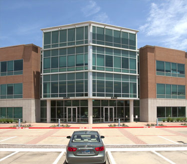 Plano Corporate Center Front Building