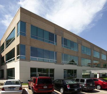 Plano Corporate Center Exterior